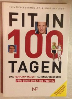FIT IN 100 TAGEN DAS HERMANN MAIER TRAININGSPROGRAMM Bergmüller Okresek 2005   eBay