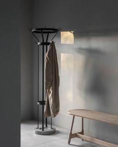 Massproductions - Marcel Coat Rack Standing
