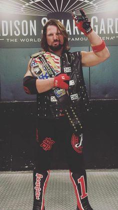 Mi nuevo Campeón USA <3