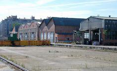 Patrimonio Industrial Arquitectónico: Actividad alrededor de históricos talleres ferrovi...