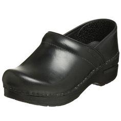 Dansko Women's Professional Pro Cabrio Leather Clog,Black,38 EU / 7.5-8 B(M) US Dansko http://www.amazon.com/dp/B001EJMYSM/ref=cm_sw_r_pi_dp_ul64wb1K360YS