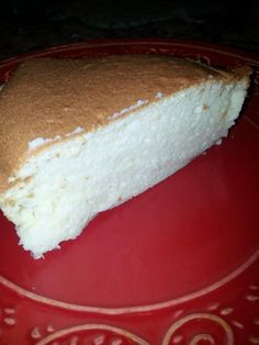 Japanese Cheesecake   Finally- a simple recipe for this