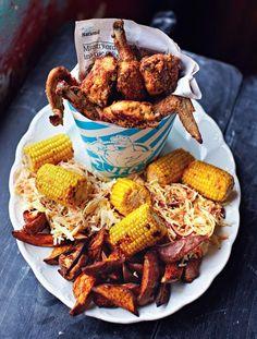 retro foods - Jamie Oliver