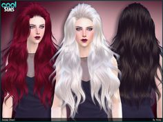 The Sims Resource: Anto – Smoke • Sims 4 Downloads