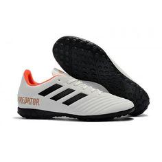 Comprar Botas de futbol Adidas Predator Tango 18.4 TF Blanco Negro c99f73528