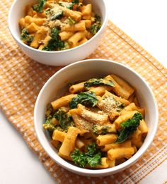 The best ever vegan mac and cheese! Nut-free, gluten-free, oil-free, sweet potato based, and cheesier than ever!