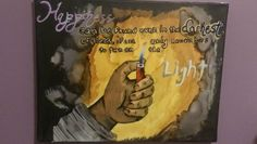 harry potter light in the dark by Krafternal on Etsy