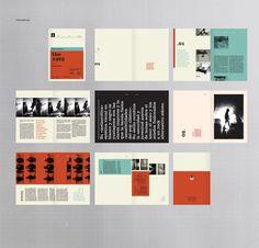 āpice - The 1975 on Behance Page Layout Design, Graphic Design Layouts, Book Layout, Graphic Design Posters, Graphic Design Inspiration, Typography Design, Design Design, Template Brochure, Design Brochure