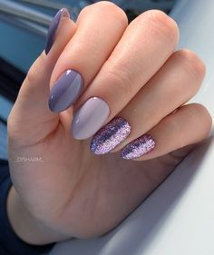 22 Pretty nail art design that you should try - beautiful nail art ideas ,mismatched nail art ,glam nail design ideas #nail #nailart #nails #naildesign #nailacrylic