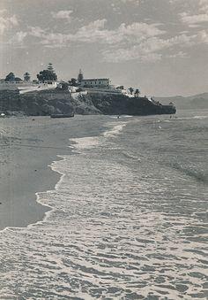 Santa Clara desde la playa de La Carihuela. Torremolinos (Málaga)Fickr ¡Para compartir fotos!