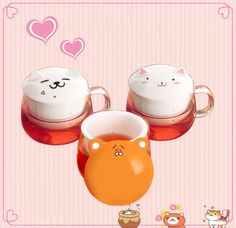 Color:hamster.cat.bunny. Size: Capacity:300ml. Fabric material:ceramic. Tips: *Please double check above size and consider your measurements before ordering, thank you ^_^