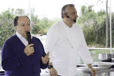 Enzo Vizzari e Davide Scabin