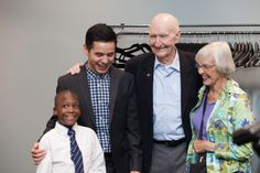 David Archuleta, #TheBishop's son, and #TheCandyBomber at the #MeetTheMormons movie premiere. Learn more about the movie at meetthemormons.com -- exclusively in theaters 10/10!