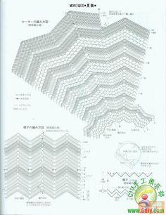 Crochet-bluzki,tuniki-7 - Danuta Zawadzka - Λευκώματα Iστού Picasa