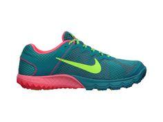 The Nike Zoom Wildhorse Women's Running Shoe.