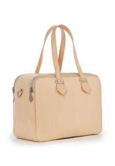Cream Cassis Bag Large - VIVIENNE WESTWOOD