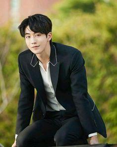 [Bride of The Water God] Korean Drama Kim Joo Hyuk, Nam Joo Hyuk Smile, Nam Joo Hyuk Cute, Jong Hyuk, Asian Actors, Korean Actors, Park Hyun Sik, Nam Joo Hyuk Wallpaper, F4 Boys Over Flowers