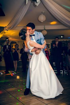 Anna and Adrian - the first dance <3