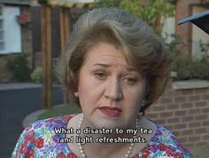 'Keeping Up Appearances': 28 Real Life Situations Perfectly Dealt With By Hyacinth Bucket