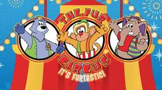 Fur Circus is in town 4/18 and 4/19!
