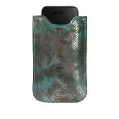 Graphic Image iPhone 5 Case Embossed Python
