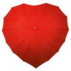 Paraguas Corazón | El Regalo Original