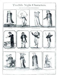 Twelfth Night, Jane Austen style