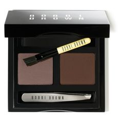 Bobbi Brown Brow Kit/1 Oz. (€42) ❤ liked on Polyvore featuring beauty products, makeup, eye makeup, beauty, light brow kit, tools & accessories, eye brow kit, eyebrow tweezer, polish makeup and brow makeup