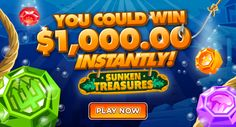 Have you played sunken treasures??