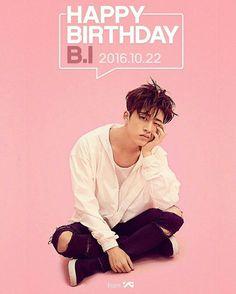 Happy #CharismaBIday #kimhanbin #hanbin #iKON