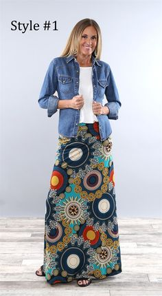 Best Selling Maxi Skirts - Plus Sizing Available | Jane