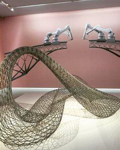 Joris Laarman Opens 3D Printing Solo Show at Groninger Museum In Netherlands article on Eezitec.com