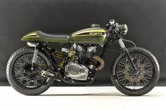 1973 Honda CB450 Cafe Racer
