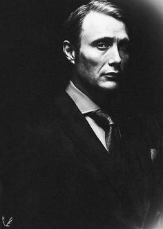 """Hannibal/Dr.Lecter """"The devil in a suit."""" via the tuxedos"""