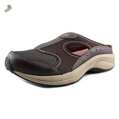 Easy Spirit Waterfall Women US 6 N/S Brown Mules - Easy spirit mules and clogs for women (*Amazon Partner-Link)