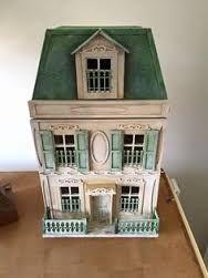 Afbeeldingsresultaat voor poppenhuis bramblys franklin mint