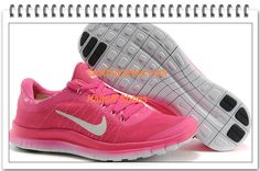 Free Shipping to Buy $64.88 2014 Nike Free 3.0 V6 Womens All Pink #nike #shoes nike shoes