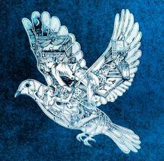 Magic artwork by Mila Furstova