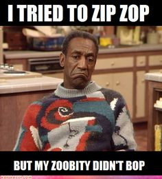 Oh Mr. Cosby...