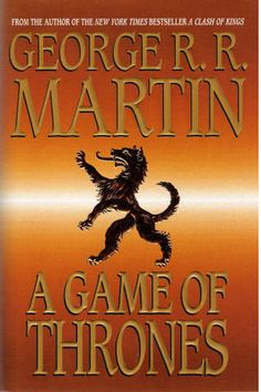 There's not much I could say about this first installment of A Song of Ice and Fire that hasn't been said.  The allegories I noticed don't come into play  until later in the series and would be spoiler-y to include here.That  being said, I thought I would give my two cents in terms of  recommendatio