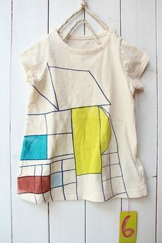 DIY kid tee | by akala ono