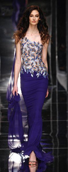Rani Zakhem Spring-summer 2017 - Couture - http://www.orientpalms.com/Rani-Zakhem-6570