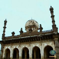 Bijapur is known as 'Dakhin ka Agra' or 'Deccan's Florence'. Originally known as 'Vijaypur' during the Bahamani occupation, it was changed to 'Bijapur' by the Mughals. For insight into some of the most gorgeous monuments from this place, watch Ekaant! #Travel #Architecture #India #tourism #Monuments #ThatsEPIC #History #Epic