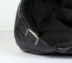 483a88c3c46 Mens PU Leather Warm Ivy Newsboy Cabbie Gatsby Dad Golf Driving Hat Cap -  Black - CN185A5CZXG