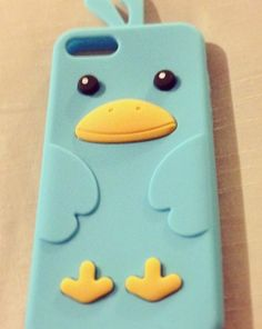 IPhone case - Cute birdy