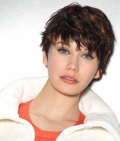 Cute Short Choppy Hairstyles for Girls - New Hairstyles, Haircuts & Hair Color Ideas