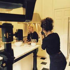 Shooting for the MC blog!  Marie-Chantal Of Greece @mariechantal22 Instagram photos | Websta (Webstagram)