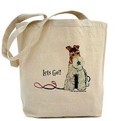 CafePress Fox Terrier Walk Tote Bag - Standard Multi-color CafePress http://www.amazon.co.uk/dp/B00LIGXQC4/ref=cm_sw_r_pi_dp_kc3uwb19N6TCJ