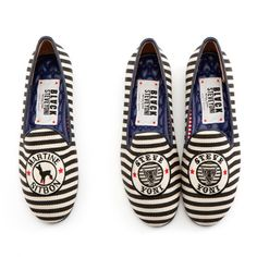 Lonely shoes X STEVE J & YONI P black stripe (GATH311_39)