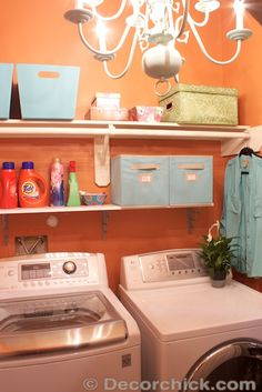Laundry-Room decorchick.com